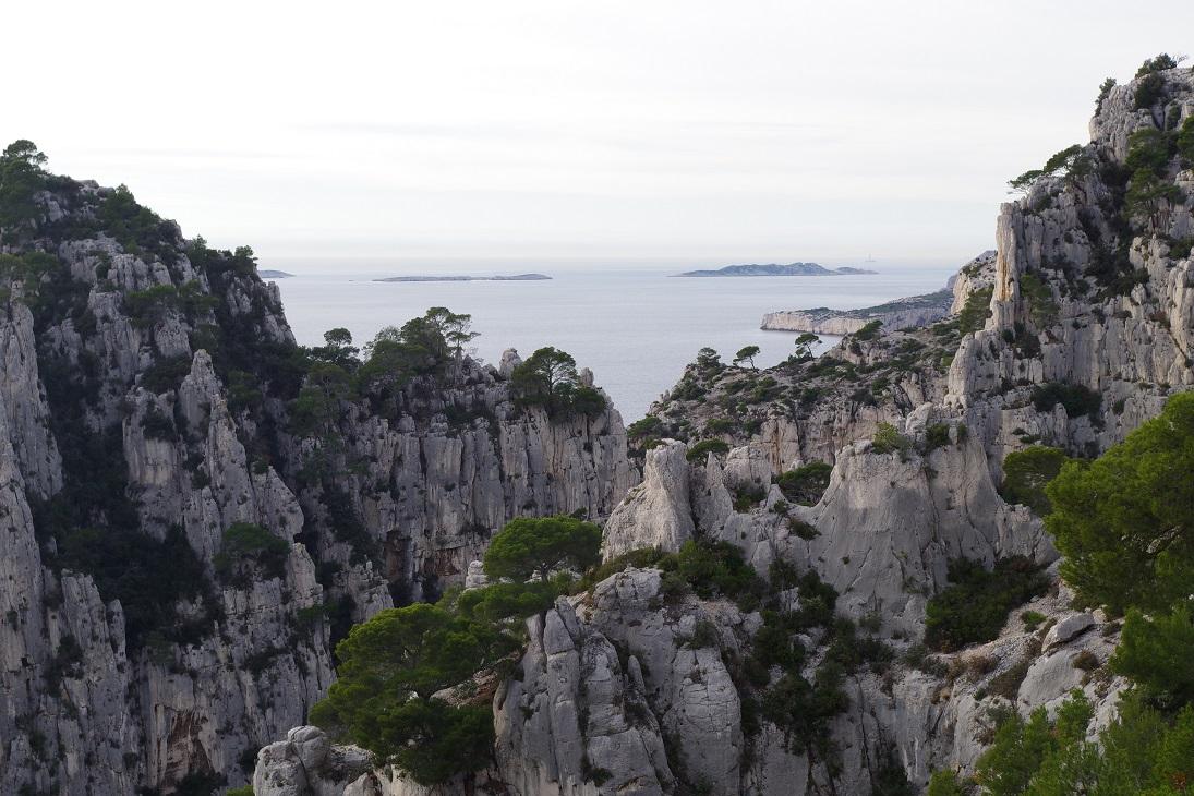 Clichés maximelicata.fr Calanques et Frioul Marseille