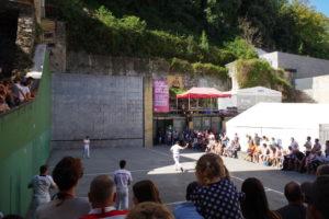 Pelote Basque - Aste Nagusia- Semana Grande San Sebastian Pais Basco - Veille territoires Maxime Licata maximelicata.fr