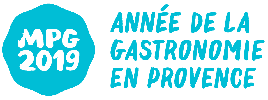 Logo MPG2019 veille Marseille Provence Gastronomie 2019 maximelicata