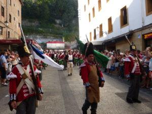 Basques - Aste Nagusia- Semana Grande San Sebastian Pais Basco - Veille territoires Maxime Licata maximelicata.fr